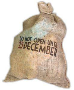 Image of Christmas sack