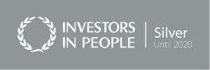 Investors in People Silver accreditation logo