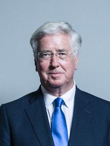 Photo of Sir Michael Fallon MP