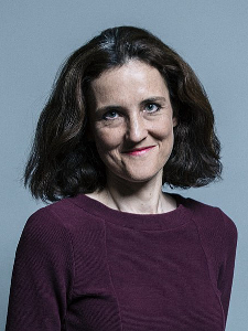 Photo of Theresa Villiers MP